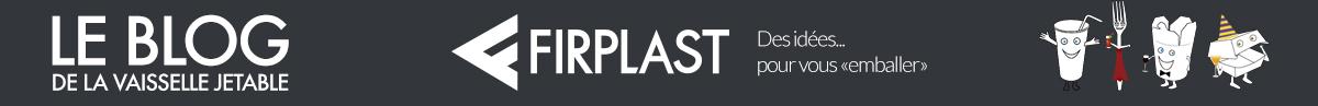 Le blog de la vaisselle jetable Firplast