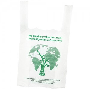 sac bretelle biodégradable