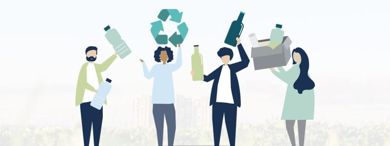 Transition écologique : vers des emballages alimentaires plus verts